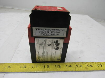 Telemecanique Type: XPS-AS Ref: XPSAS5140 Safety Relay