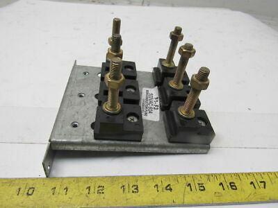 12-813528-03 Rev. 2 Semiconductor Fuse Holder/Block 500VAC 60 Amp