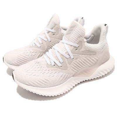 adidas Alphabounce Beyond W White Grey Black Women Running Shoes Sneakers  B76048 936913fd761