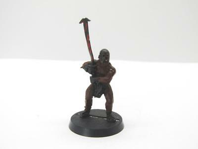 Lord Of The Rings Hobbit Middle-Earth Isengard Uruk-Hai Berserker Metal (w1251)