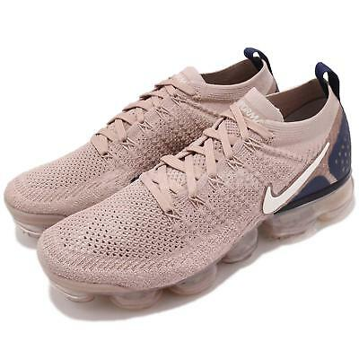 d7b912405 Nike Air Vapormax Flyknit 2 2.0 Max Difused Taupe Mens Running Shoes 942842- 201