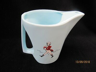 Vintage ~ Johnnie Walker Whisky Pub Bar Top Water Jug