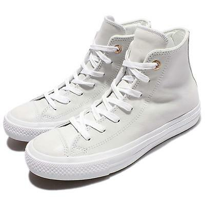 479837962e76 Converse Chuck Taylor All Star II 2 Leather White Women Shoes Sneakers  555955C