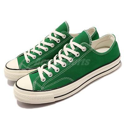 3796656cdd16be Converse First String Chuck Taylor All Star 70 1970s OX Green Men Women  161443C