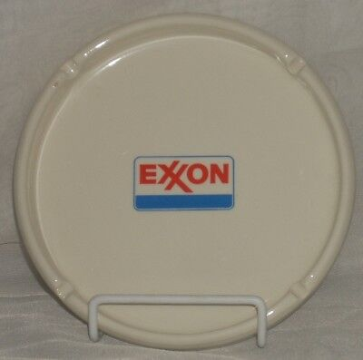 Exxon Ashtray