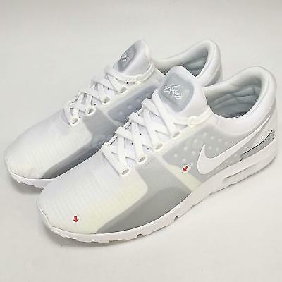 444a04a1f65 Wmns Nike Air Max Zero SI Left Foot Upper With Discoloration Women  881173-100