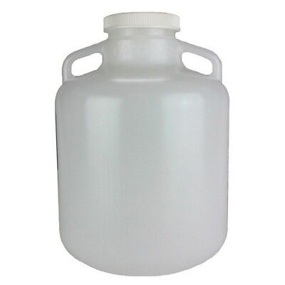 New Thermo Scientific 2235-0020 Nalgene PP Wide-mouth Carboy W/ Handles 10l x 1