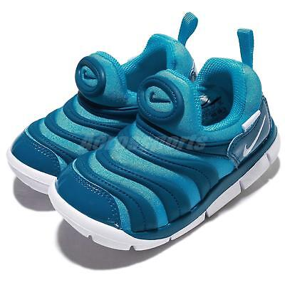 Nike Dynamo Free TD LT Blue White Toddler Infant Baby Shoes Sneakers 343938 -424 00e3fcbef