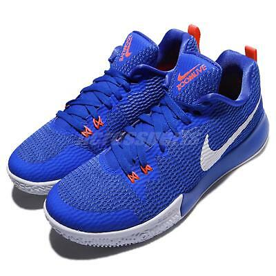 99c97419ce2e5b Nike Zoom Live II EP 2 LT Racer Blue Men Basketball Shoes Sneakers  AH7567-400