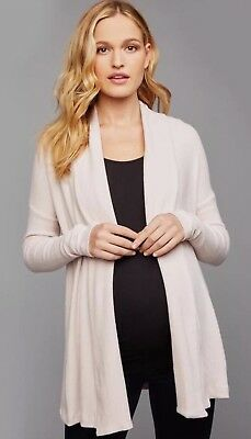 Womens Maternity Breast Feeding Long Sleeve Top Cover Up