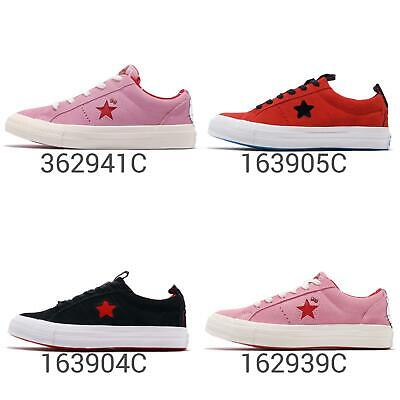 13fcae74eff Hello Kitty x Converse One Star Low OX V2 Suede Womens   Baby Shoes Pick 1
