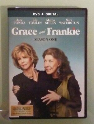 GRACE AND FRANKIE  season 1 one first    DVD