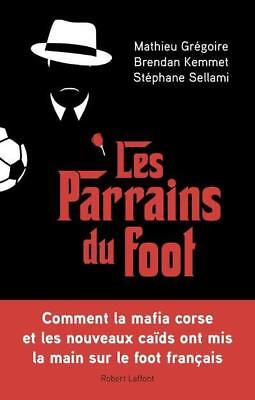 les parrains du foot Kemmet  Brendan   Gregoire  Mathieu   Sellami  Stephane