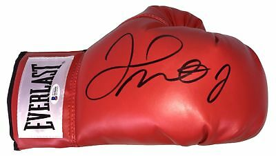 Floyd Mayweather Jr Signed Everlast Right Hand Boxing Glove Beckett BAS