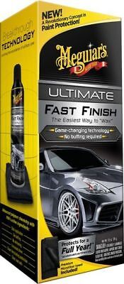 Meguiars G18309EU Ultimate Fast Finish Paint Protection & Easiest Wax + FREEBIES