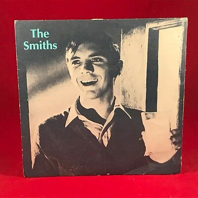 """THE SMITHS What Difference Does It Make? 1984 UK 7"""" vinyl single EXCELLENT CONDI"""