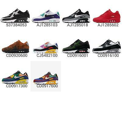679f81ebf334f2 NIKE AIR MAX 90 Essential OG Men Running Casual Shoes Sneakers Pick ...