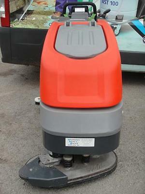 Hako Scrubmaster B650/07 Scrubber Dryer - Reconditioned, with 4 x new batteries
