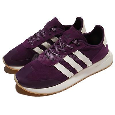 caff42ba14a42b adidas Originals FLB W Flashback Red Night White Gum Women Shoes Sneakers  BY9302