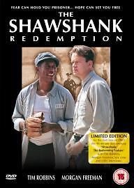 The Shawshank Redemption [DVD] [1995], Very Good DVD, Mark Rolston, Morgan Freem