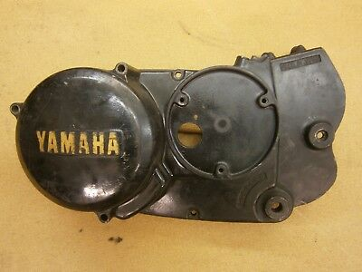 Yamaha Rd250Lc  Rd350Lc Left Engine Casing Generator Cover