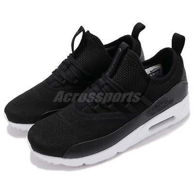 d69a1ba059f8 Nike Air Max 90 EZ Black White Slip On Men Running Shoes Sneakers AO1745-001