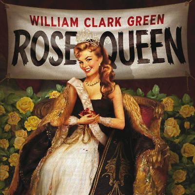 Rose Queen, William Clark Green, New,  Audio CD, FREE & Fast Delivery