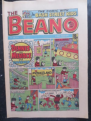 The BEANO UK COMIC June 6 1987 No 2342 Original Birthday Gift