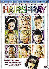 Hairspray (2007) [DVD], Very Good DVD, Brittany Snow, Michelle Pfeiffer, Christo