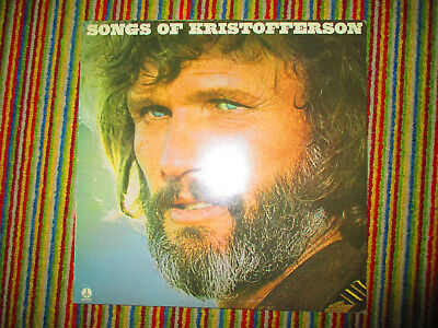 KRIS KRISTOFFERSON - Songs OF KK     Vinyl LP