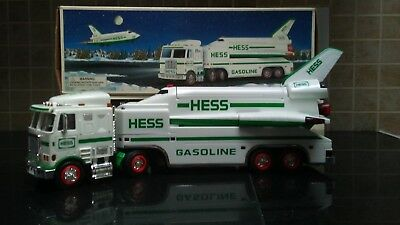 Hess Truck-1999 Space Shuttle & 2003 Race Cars
