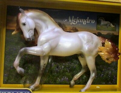 2018 Breyer #1798 Alejandro Lusitano Horse Limited Edition in Hand Ready to Ship