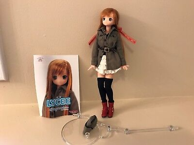 AZONE Sahra's a la mode LYCEE Progression 1/6 Fashion Doll Figure