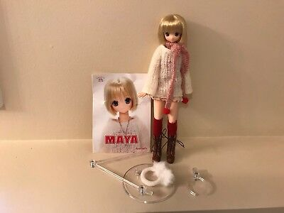 SAHRA'S a la mode Maya Heartful Kiss Fashion Doll AZONE 1/16