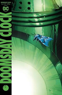 DOOMSDAY CLOCK #7 (OF 12) Cover A - 9/26/18