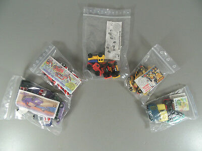 Cars: Various Complete Sets (D) Cars 1992-1998 for Selection