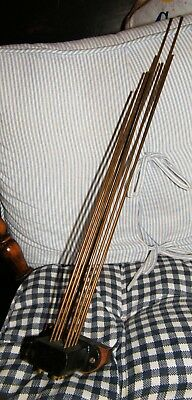 Antique Westminster Chiming Gong Bars