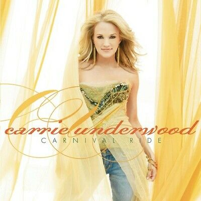 Carrie Underwood - Carnival Ride [New CD]