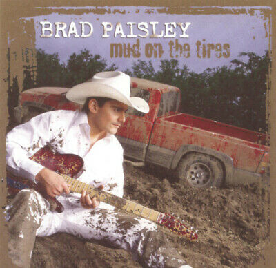 Brad Paisley - Mud On The Tires [CD New] 888751184121