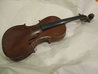 Vintage Full Size Violin,Made in Japan 4 parts or restoration only