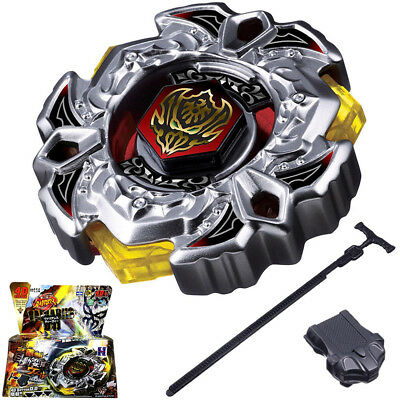 Variares D:D Beyblade BB-114 4d ares metal fury ripper STARTER SET WITH LAUNCHER