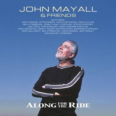 John Mayall - Along For The Ride (Limited Vinyl Edition) Vinyl LP (3) earMU NEU