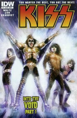 Kiss (IDW) #7B 2012 FN Stock Image