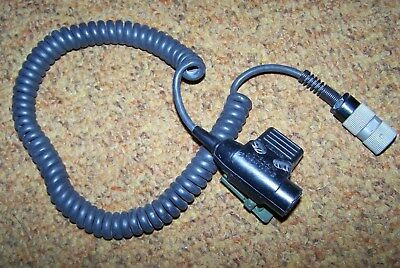 Cvc Helmet Cable Wire, Push-To-Talk, U.s. Issue *nice*