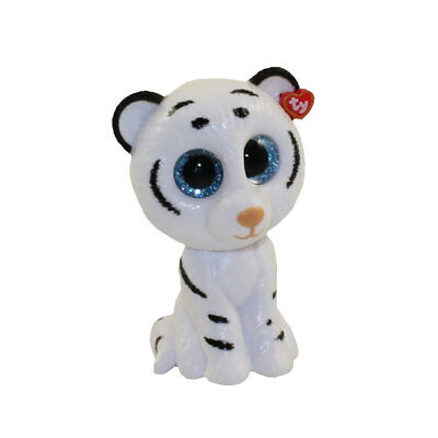 TY Beanie Boos - Mini Boo Figures Series 2 - TUNDRA the White Tiger (2 inch) New