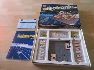 BUSCH electronic Experimentier-System 4000