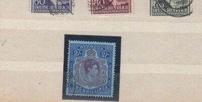 A very nice Bahamas George VI 2 Shillings issue