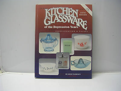 Kitchen Glassware of the Depression Years Fifth Edition