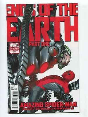 2013 Marvel The Amazing Spider-Man #682 1:50 Dell'otto Variant Near Mint- B D1