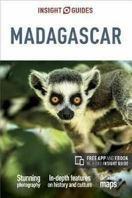 NEW Insight Guides: Madagascar By Insight Guides Paperback Free Shipping